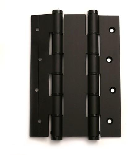 Deurveerschanier 180/40 mm - Zwart