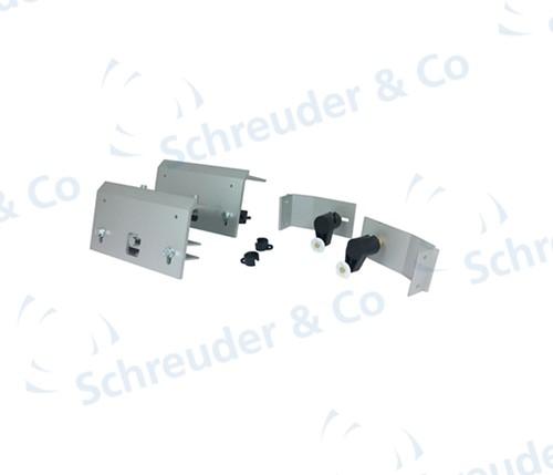Ophangkit kastsysteem 0930 Kit voor voorliggende schuifdeur