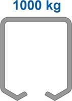 Serie 2 – tot 1000 kg