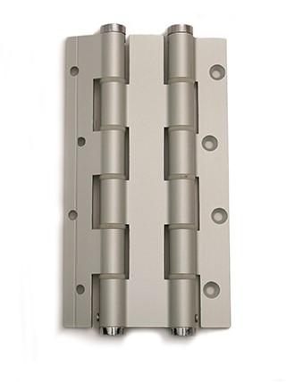 Deurveerschanier 180/30 mm - Zilvergrijs