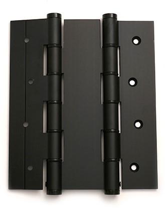 Deurveerschanier 180/50 mm - Zwart