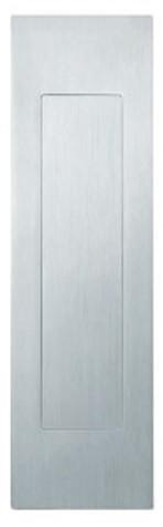 4251-0001: FSB schuifdeurgreep rechthoekig flush