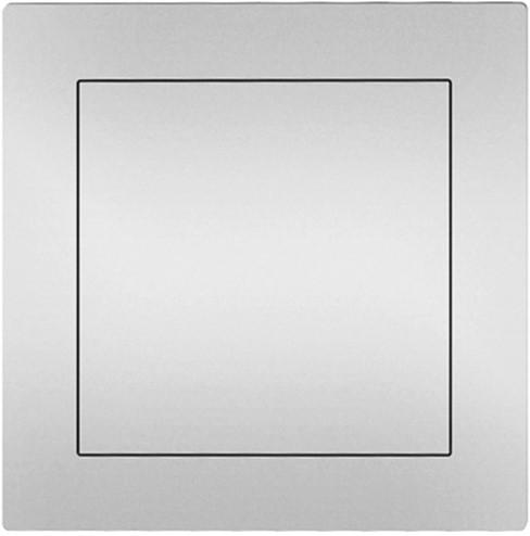 4253-0001: FSB schuifdeurgreep vierkant flush
