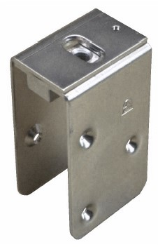 431012: bevestigingsplaat - serie 1 tot 600 kg