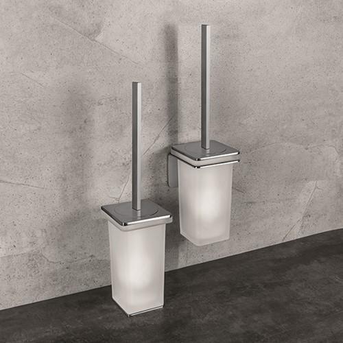 Colombo Design Over RVS toiletbortstelhouder - B7006