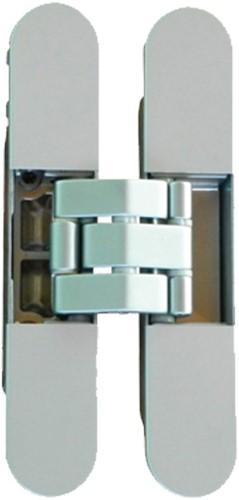 Kubica scharnier K2000 - Chroom mat