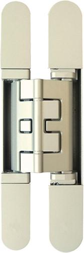 Kubica scharnier K2460 - Nikkel mat