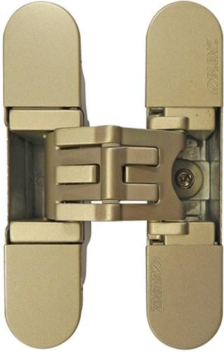 Kubica scharnier K2700 - Nikkel mat