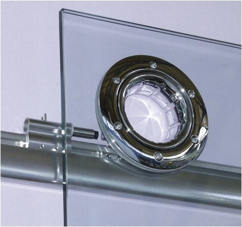 K2O ophangset glas