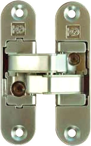Kubica scharnier K6200 - DIN links - Nikkel mat