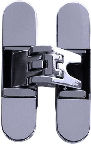Kubica scharnier K6200 - Chroom gepolijst (glanzend)