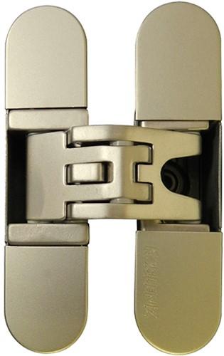 Kubica scharnier K6700 - Nikkel mat