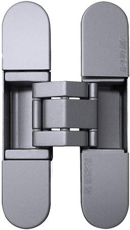 Kubica scharnier K7000 - Chroom mat