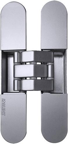 Kubica scharnier K7080 - Chroom mat