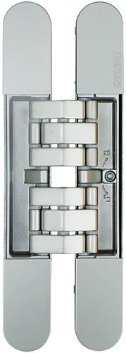 Kubica scharnier K7200 - Chroom mat