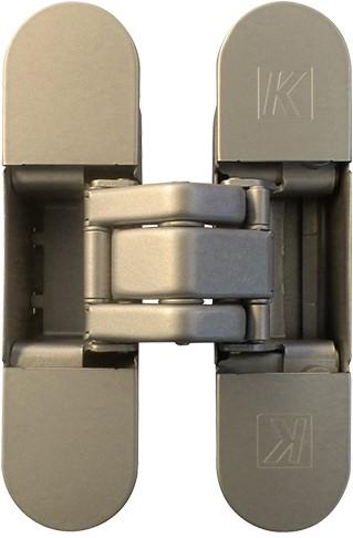 Kubica scharnier K8000 - Nikkel mat