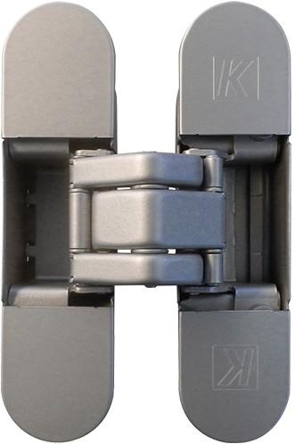 Kubica scharnier K8000 - Chroom mat