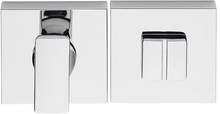 Colombo Design MM29BZG- Toiletrozet vierkant - Chroom glanzend