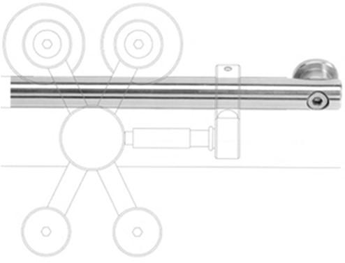 Exterus rail
