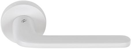 Deurkruk Roboquattro - Wit mat