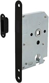 SNC standaard magneetslot cilinder - Zwart