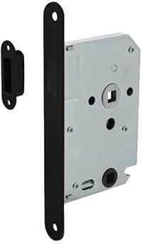 SNC standaard magneetslot vrij/bezet - Zwart