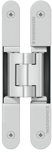 Tectus scharnier TE240 - Nikkel mat