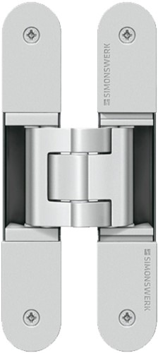 Tectus scharnier TE540 A8 - RVS look
