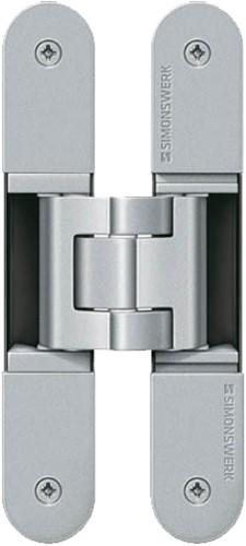 Tectus scharnier TE540 - Chroom mat