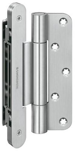 Variant 2927/160 Compact scharnier