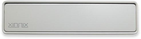 Xinnix XA-H180.W ingewerkte handgreep - Wit
