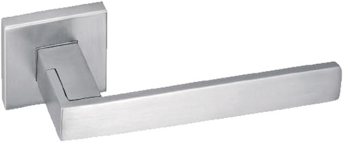 Xinnix XA-IT151 deurkruk - mat RVS