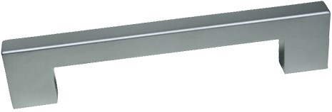 Z0130 meubelgreep chroom mat - 128  mm
