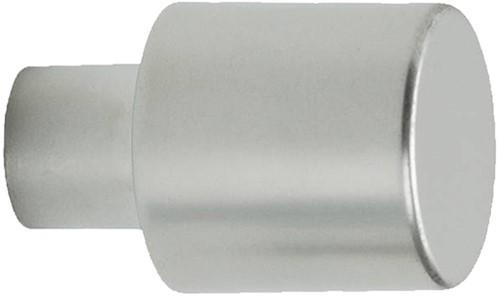 Z2169 meubelknop chroom mat - 15 mm