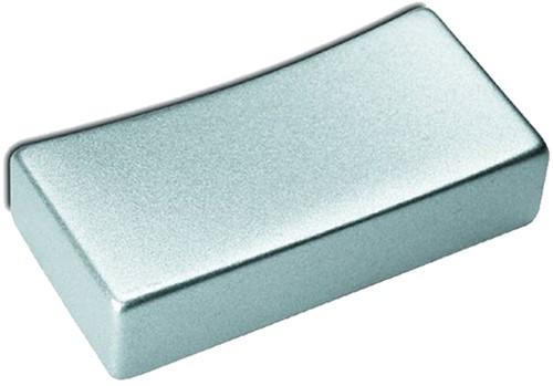 Z4072 meubelgreep chroom mat - 32 mm