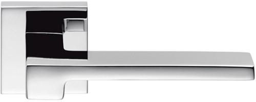Deurkruk Zelda F - Chroom glanzend/6mm