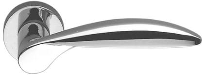 Deurkruk Wing - Chroom mat