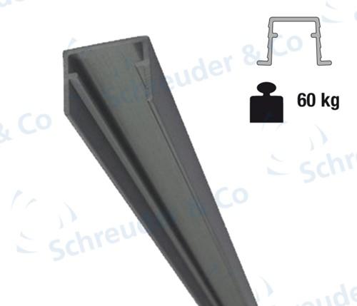 Bovenrail - 2 meter