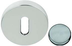 Colombo Design CD1043 - Baardrozet rond - RVS