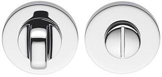 Colombo Design MF19BZG - Toiletgarnituur rond - Chroom glanzend