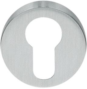 Colombo Design CD63PZ - Cilinderrozet rond - Chroom mat