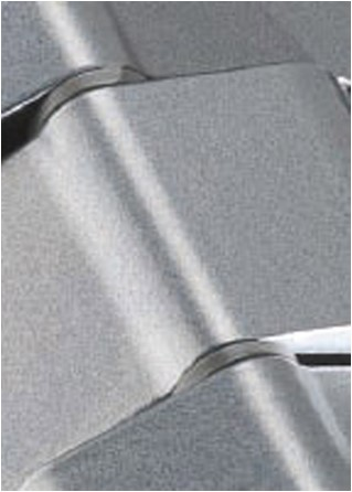 Tectus scharnier TE 340 - Chroom mat