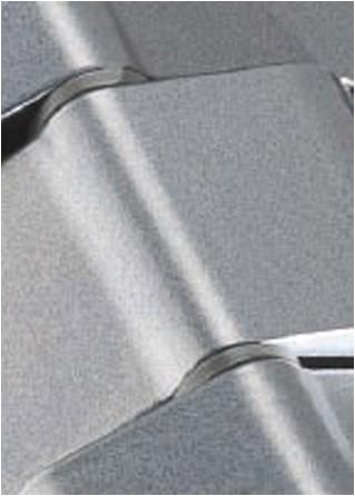 Tectus scharnier TE541 FVZ - Chroom mat