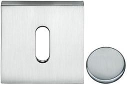 Colombo Design MM13BB - Baardrozet vierkant - Chroom mat
