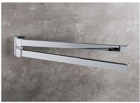 Colombo Design Look dubbele handdoekrek B1612