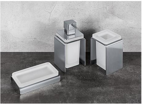 Colombo Design Over RVS glashouder - B7041