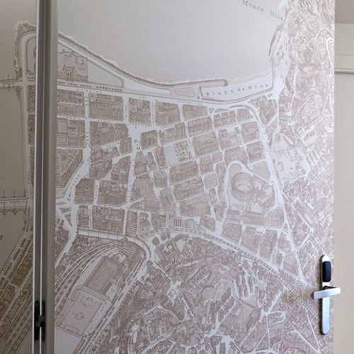 EGO onzichtbare kozijnen - 2115 x 880 mm - duwen rechts