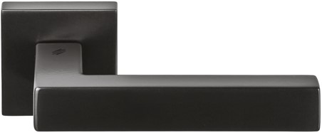 Deurkruk Ellesse - Grafiet mat