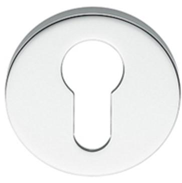Colombo Design FF13PZ - Cilinderrozet rond - Chroom glanzend