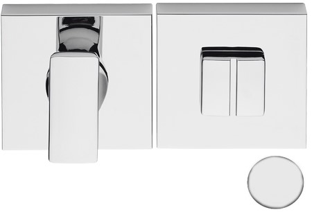 Colombo Design MM29BZG- Toiletrozet vierkant - Wit mat